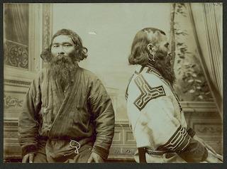 1905 / Айны Сахалина на снимках БрониславаПилсудского