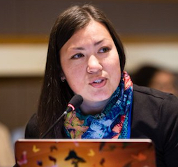 2016.01 / Tatiana Degai. Indigenous Languages: Preservation and Revitalization: Articles 13, 14 and 16 of the United Nations Declaration on the Rights of Indigenous Peoples