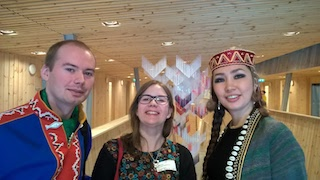 2015-2016 / Arctic Consult youth project «Enforcing rights of the indigenous peoples of the Russian North: via education towards augmented youth movement capacity and international Arctic youth school»