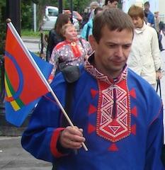 2012.08 9 августа во всём мире отмечают День коренных народов мира. Но в Мурманске запланированные торжества саамов прошли с громкимскандалом!
