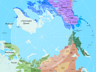 2017.12 Коренные народы Арктики. Картарасселения
