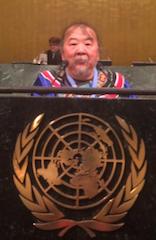 2018.04 Павел Суляндзига. Размышления об итогах первой недели сессии Постоянного Форума ООН по вопросам коренныхнародов
