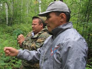 2018.08 Новая схема воровства леса появилась в Хабаровском крае(фото)